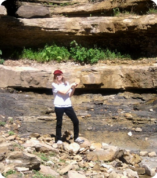 liza-rock hunting