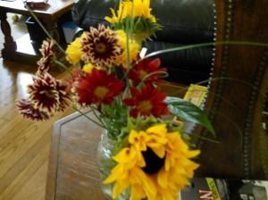 sunflower-mums-vase-2