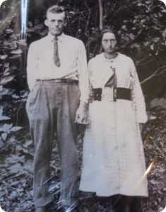 Maternal Grandma and Grandpa