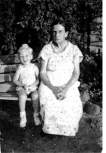 Paternal Grandma and Taze