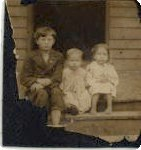 Dad as a boy with siblings