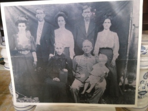 Paternal Great Grandpa and family