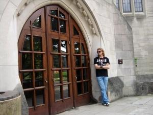 Eric at IU
