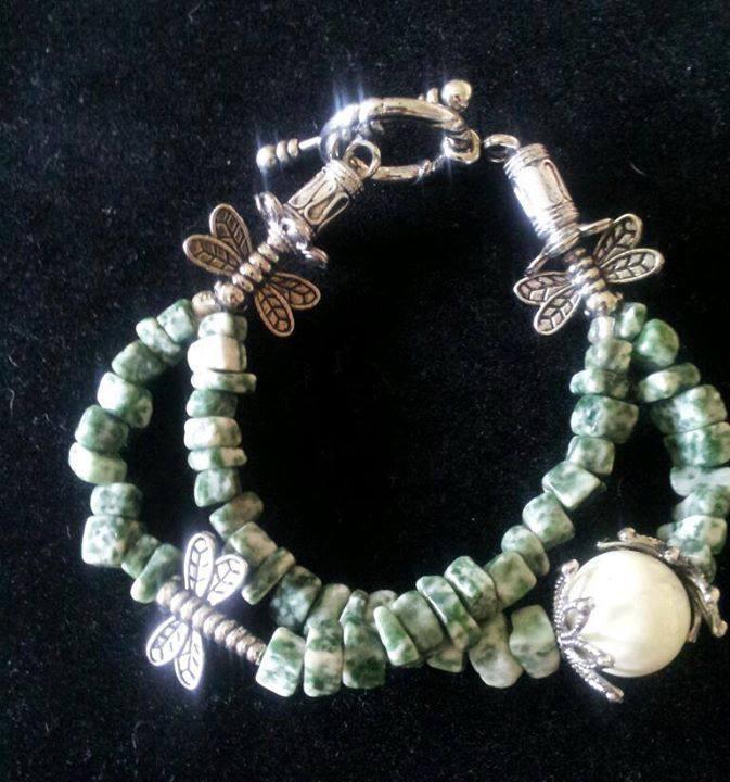 My Dragonfly Bracelet