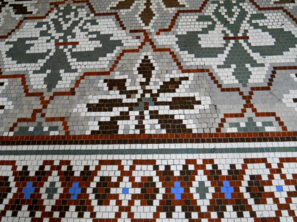 tile in another area