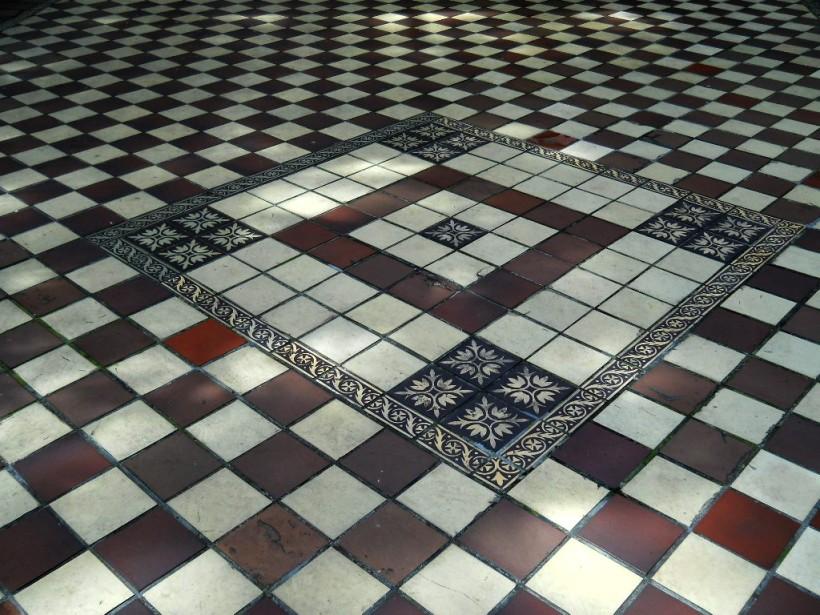 more tile