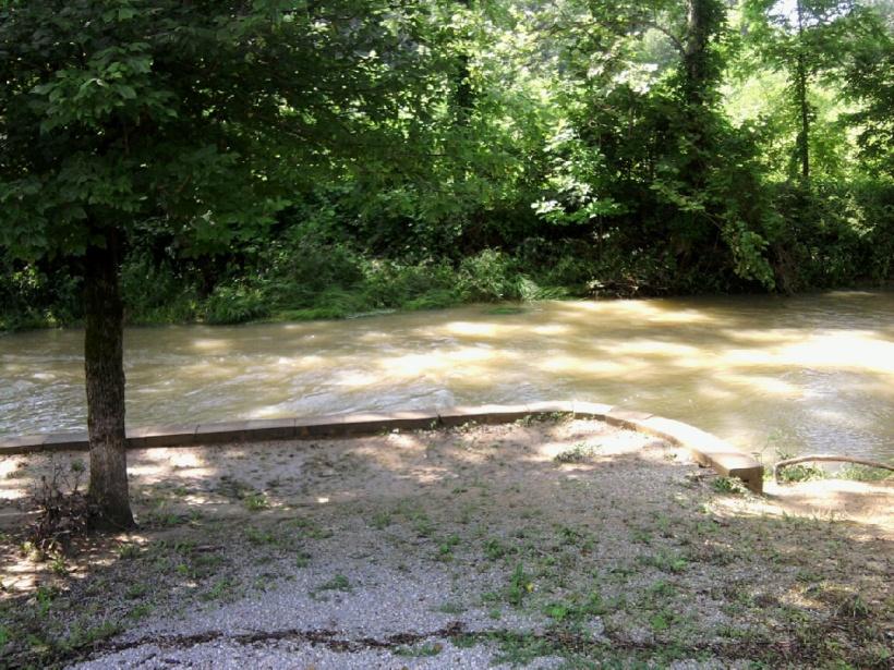 Creek Rising Water