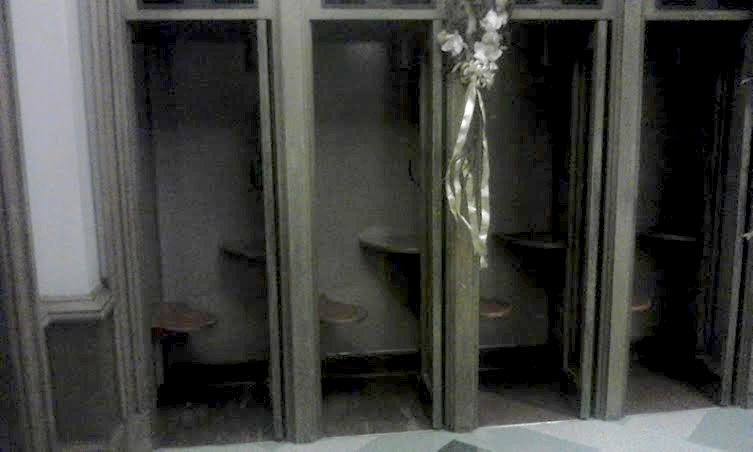 Old Phone Booths -Memorial Union