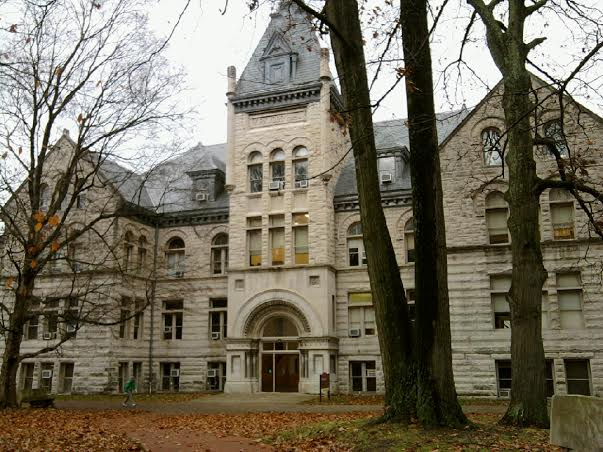 old IU building