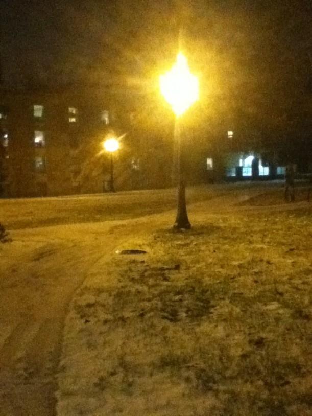 IU snow