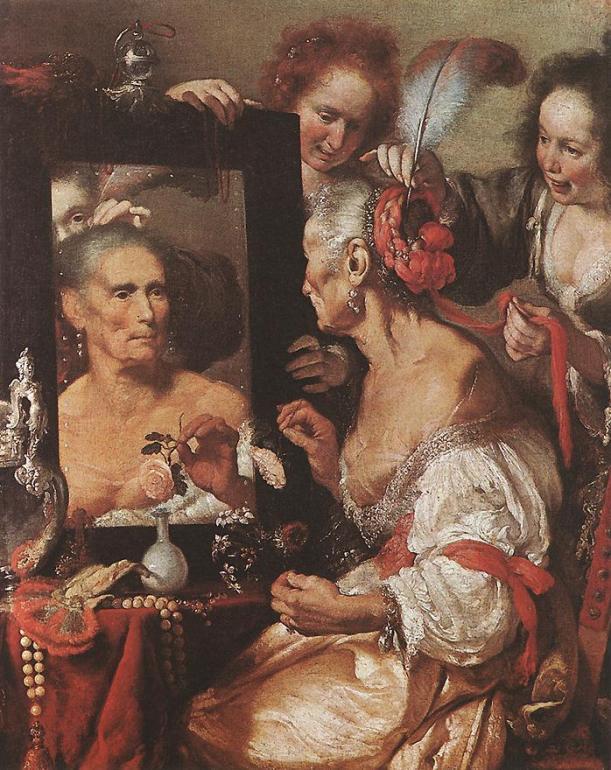 Bernardo Strozzi - Public Domain