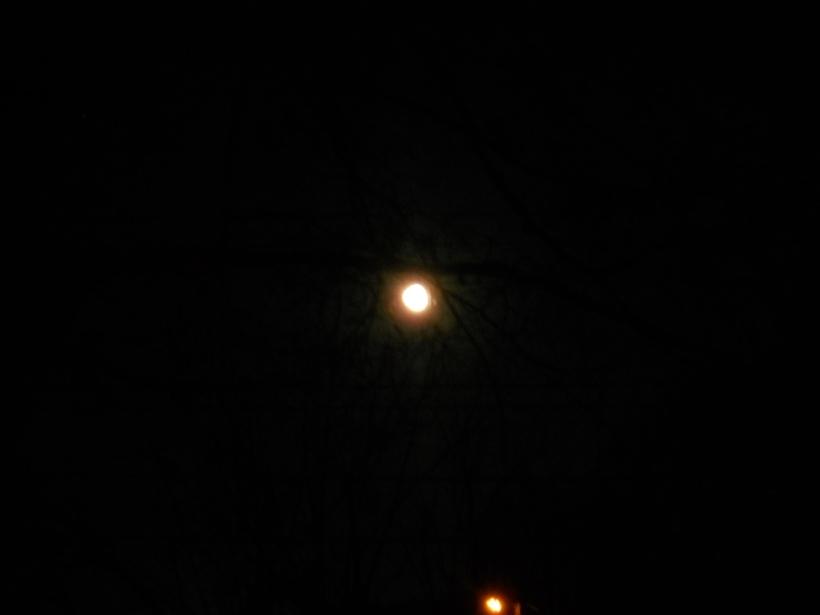 January's Full Moon