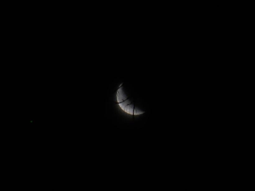 Feb Crescent Moon