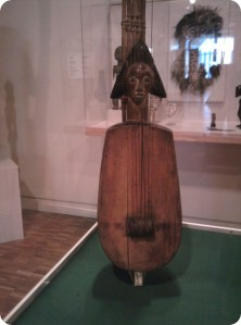 Music Instrument-Primitive