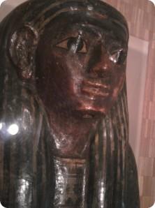 Sarcophagus Head