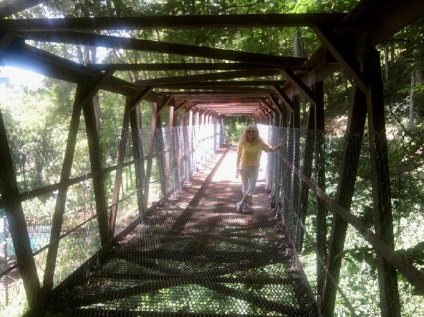 Me Inside Bridge