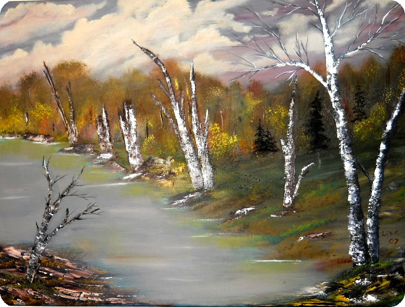 painting-river-trees