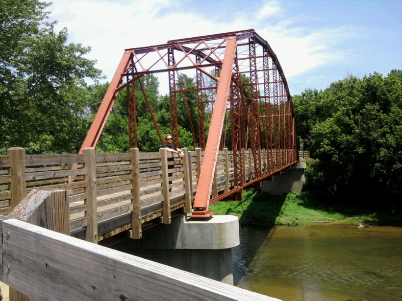 Rothrock Mill Bridge